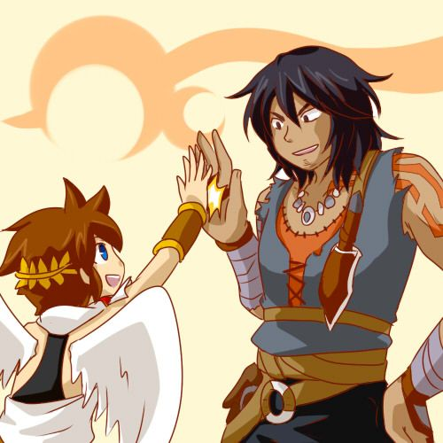 pit kid icarus uprising | Tumblr