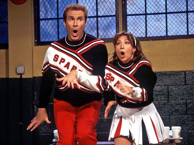 "I think you and Joey need to perform ""The Perfect Cheer"" for your first dance!  It would be hilarious!!!"