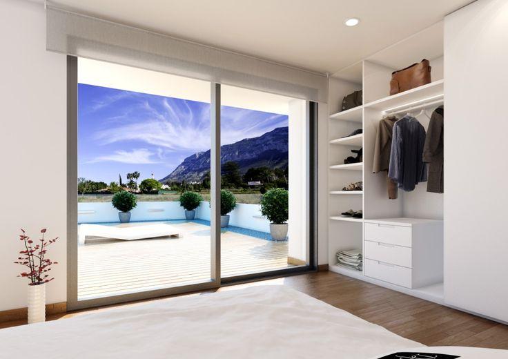 VP63    New luxury construction of 3 bedroom villa for sale near Montgo, in Denia - Property Photo 5