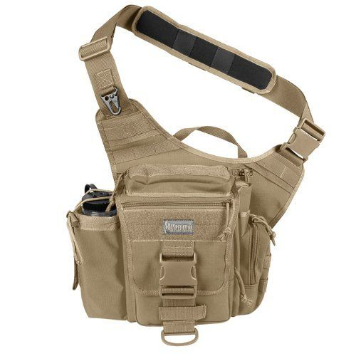 Maxpedition Jumbo Versipack, Khaki by Maxpedition. $84.01. The long awaited JUMBO Versipack (#0412) fulfills the multitude of requests for (1) a larger Fatboy with more bells and whistles, and (2) an effective concealed carry system utilizing the Fatboy shoulder sling concept.. Save 16%!
