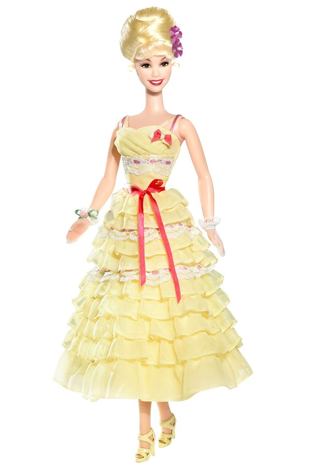 2008 Grease Frenchy (dance off) Barbie® | Grease Barbie Dolls Collection *POP CULTURE