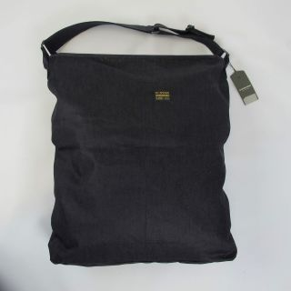 NEW G STAR RAW Womens Mont Dark Denim Shopper Bag Large Handbag