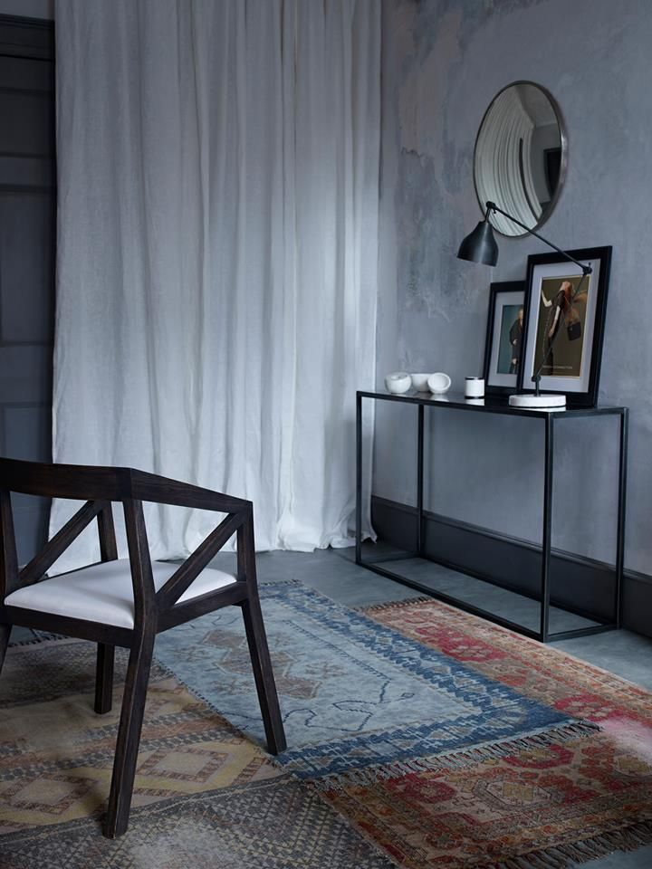 Inspired by a darker mood thank to French Connection Home #AW15