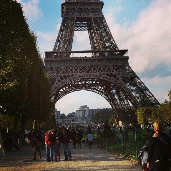 Eiffle tower Paris, France