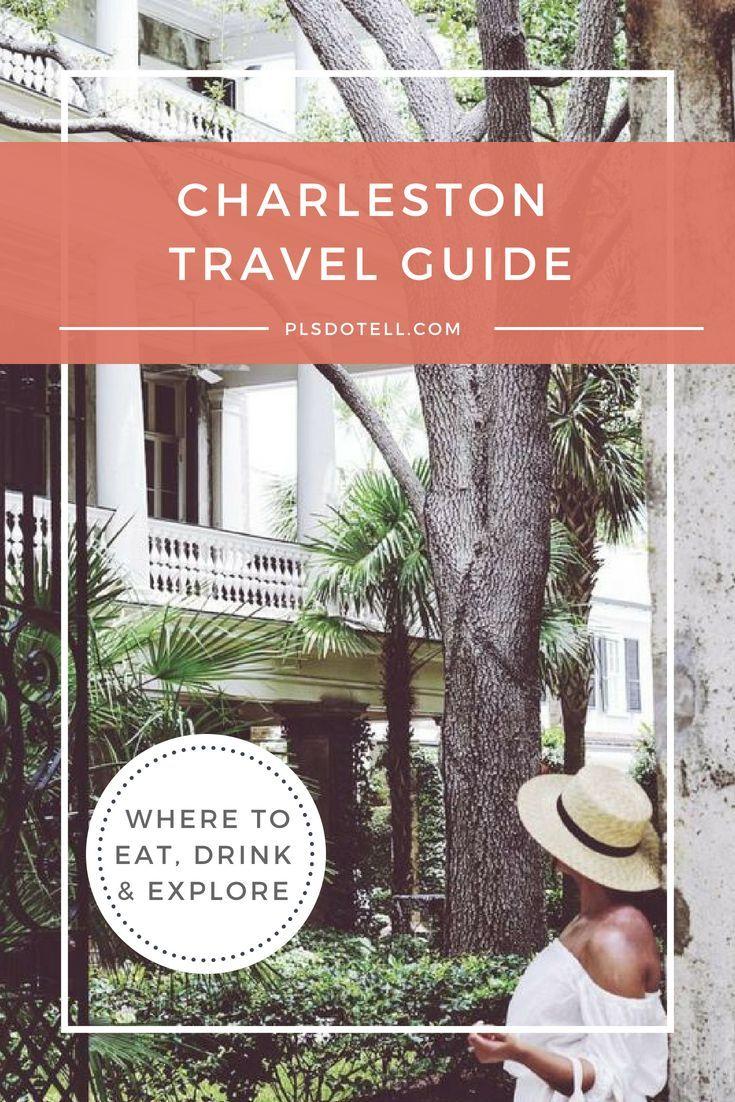 Charleston Guide Charleston Sc Things To Do Charleston