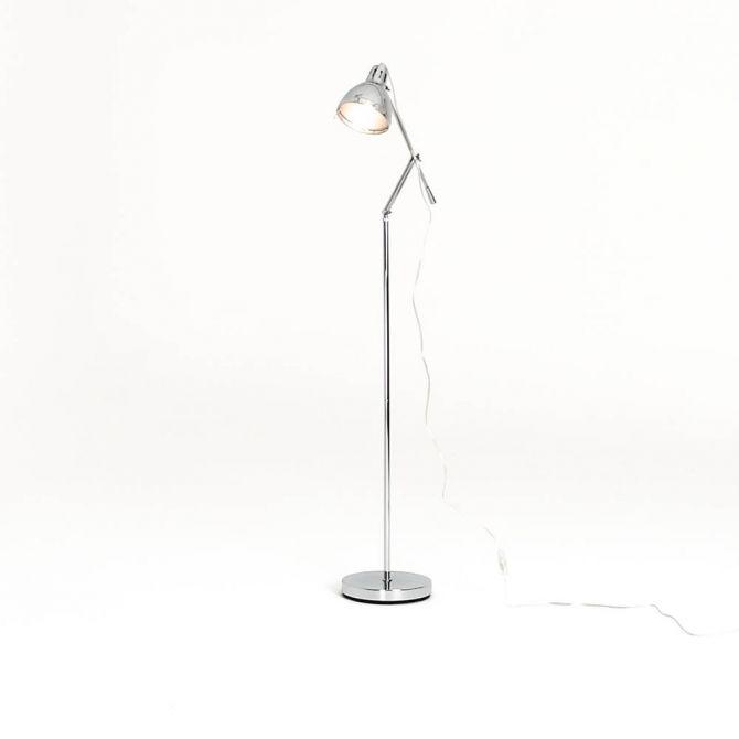 La liseuse de bureau CITRO mesure 150 cm de hauteur. Elle est idéale pour un bureau ou une salle de pause.