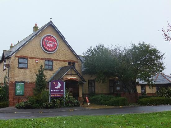 Brewers Fayre, Lodmoor, Weymouth