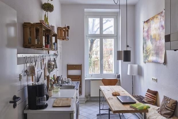 Wohnung In Berlin Home Interior Apartment Room