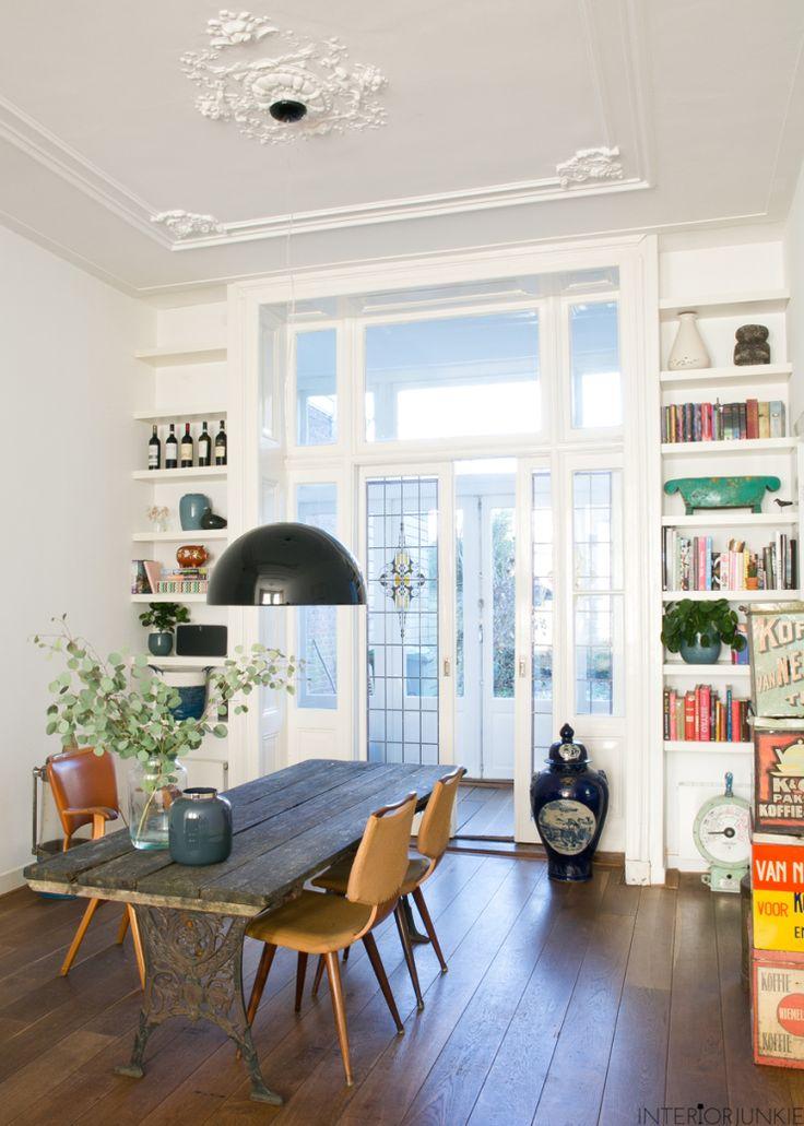 Hoera! Mijn allereerste designlamp van Marcel Wanders via Flinders.nl | Beeld © Elisah Jacobs/InteriorJunkie.com