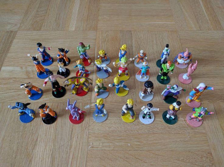 figures ready