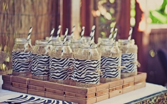 17 Best Images About Animal Themed Adult Birthday Party On