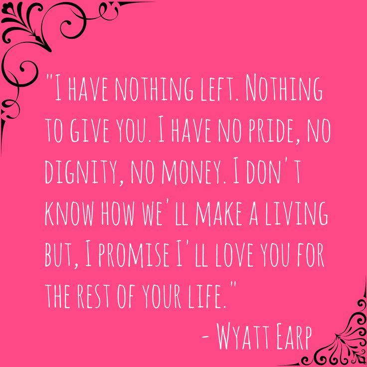 Wyatt Earp - Tombstone