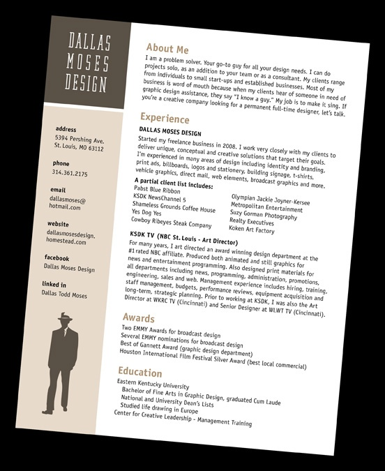 77 best cv images on Pinterest Projects, Architecture and Career - resume page layout
