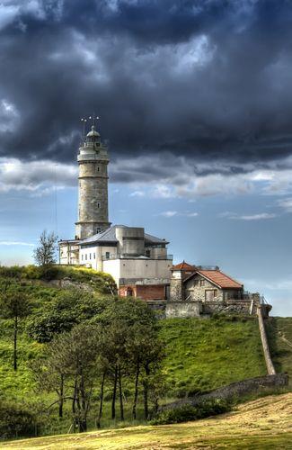 Faro de Mataleñas  Santander  Spain-10 minute walk from where I lived :)
