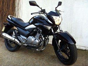 First Ride: 2012 Suzuki Inazuma 250 review - Road Tests: First Rides - Visordown