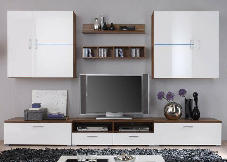 hausdekorationen und modernen möbeln : kleines wohnzimmer mobel ... - Wohnzimmer Weis Nussbaum