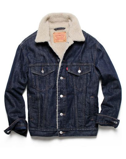 The Want: Five Sherpa-Lined Denim Jackets   GQ