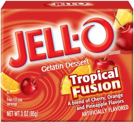 Tropical Fusion Gelatin Dessert loves the camera. Which kind of JELL-O do you think is the most photogenic? Check out http://www.jello.com/product/jello-desserts/tropical-fusion?utm_source=share-pinterest&utm_medium=social&utm_campaign=share-clickback-landing to see them all.