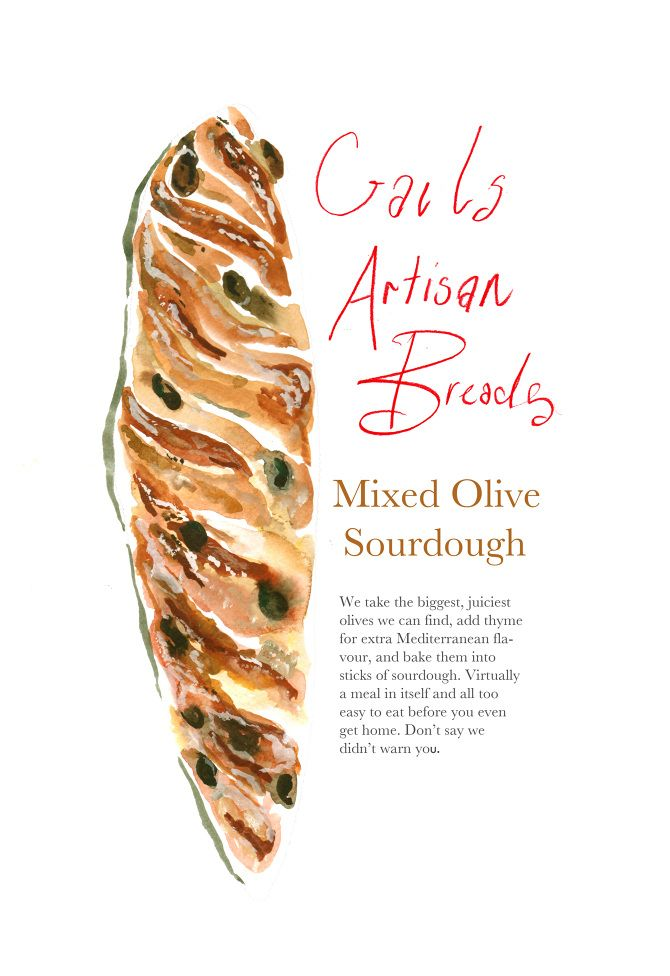 Gails Artisan breads - rebeccapomroy