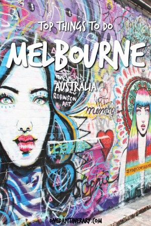 Melbourne Top Things To Do