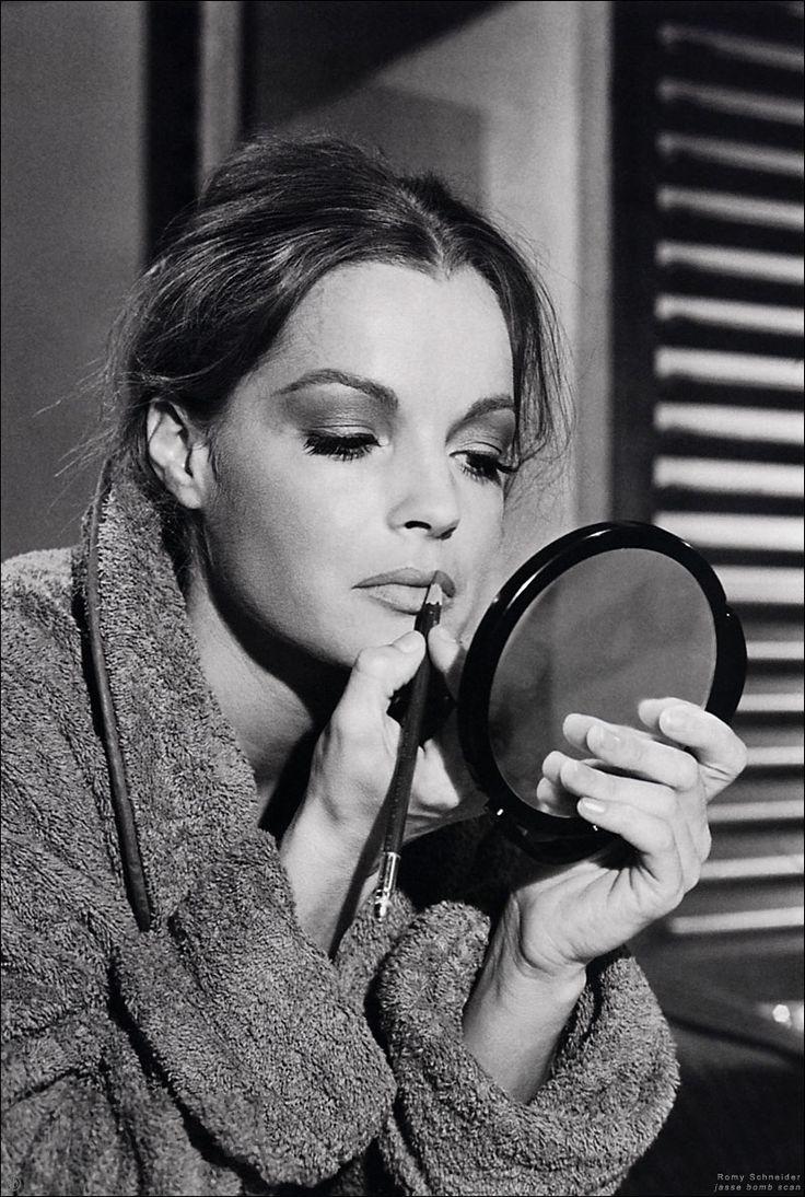 Romy Schneider, titulaire de deux César de la meilleure actrice, décédée à l'âge…