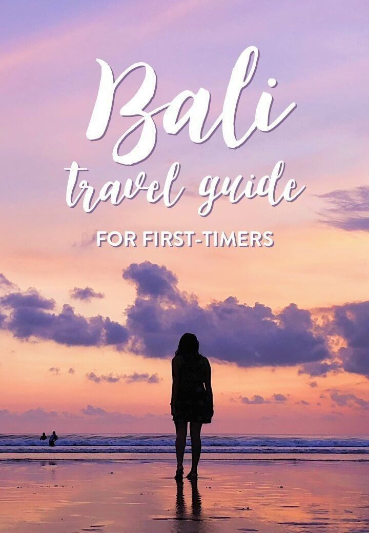 Bali Travel Guide 2020 🛫🌏🛬