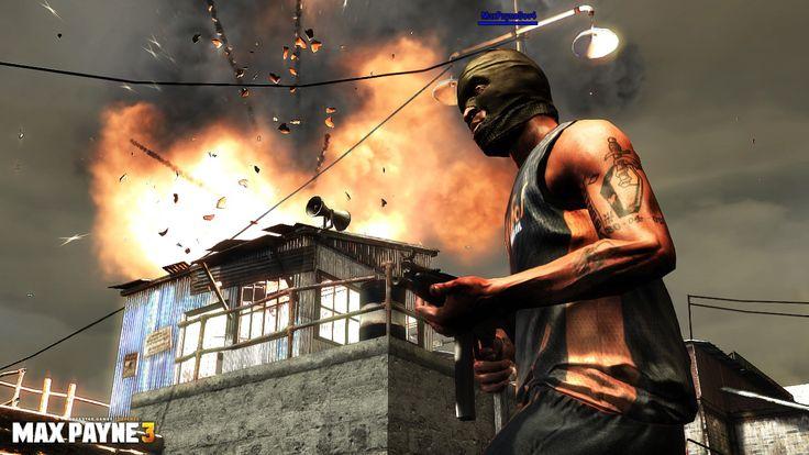 MAX Payne 3 PC Game Snapshots