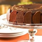 Nigella Lawsons Chocolate Orange Cake Recipe with Chocolate Glaze Recipe | Delicieux