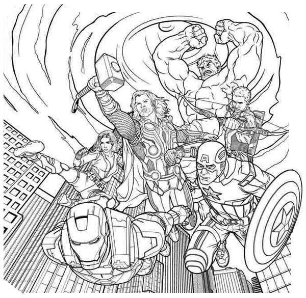 Marvel Malvorlagen Marvel Comic Helden Malvorlagen: 9 Besten Avengers Themed Bilder Auf Pinterest