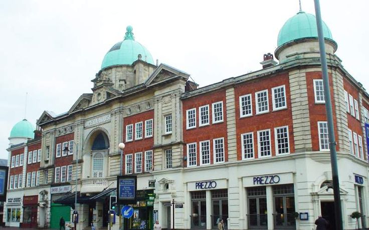 The History and Architecture of Royal Tunbridge Wells #heritage