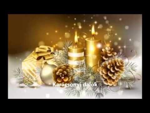 Békés, boldog karácsonyt! - Magyar karácsonyi dalok válogatás 1 - YouTube