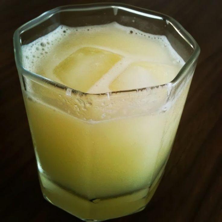 Suco para pele e emagrecedor: melão, pera e pepino | Cura pela Natureza.com.br