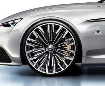 Giulia Alfa Romeo Rims Wheels Pinterest Car Wheels Cars And