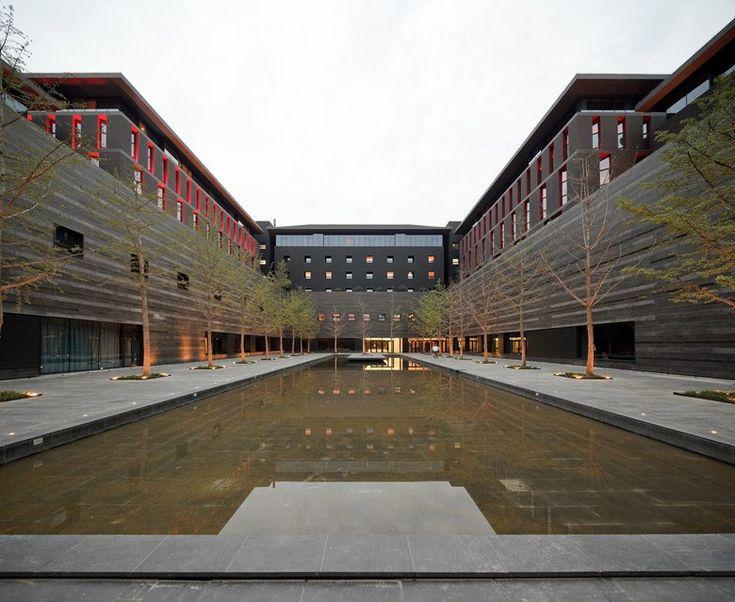 Xian Westin Hotel, Xi An, 2012 - Neri