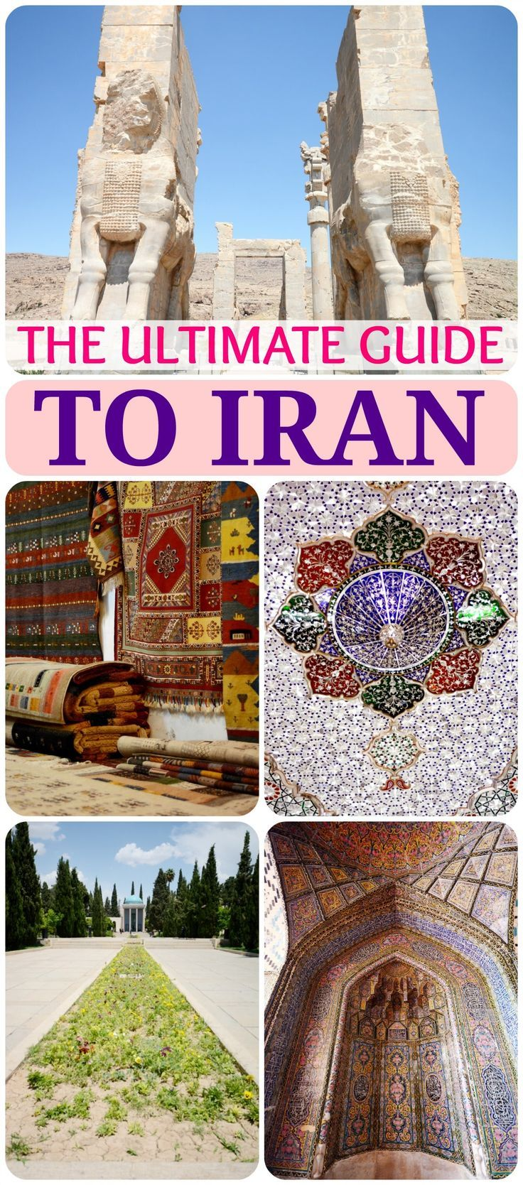 Discover highlights of Iran in just 10 DAYS. This Ultimate Guide is packed with practical tips and information which makes it a must read if you are traveling to Iran. If you decide to travel to Iran, the moment you start planning you will start facing the first problems. Due to Iran still being under sanctions, you can't use your bank cards and book online your hotels or domestic flights.  Travel in the Middle East.