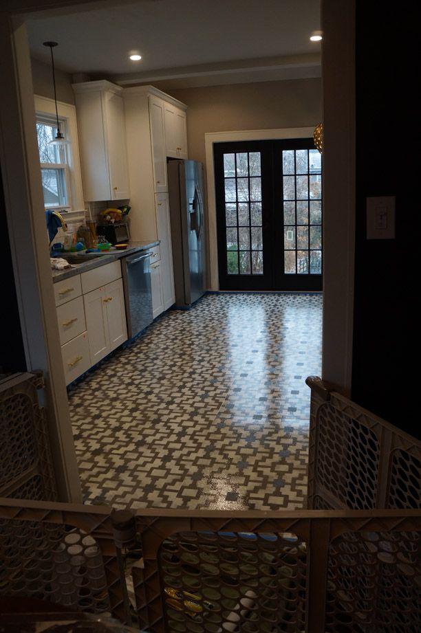 Comconcrete Floor Alternatives : ... flooring on Pinterest  Wide plank, Plank flooring and Concrete floor