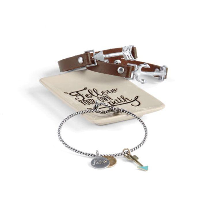 Thirty-One Gifts JK Jewelry by Thirty-One.  Great Mother's Day Gifts. Arrow bracelet. Kristin Moses Thirty-One Consultant  www.mythirtyone.com/kristinmoses #mothersday #gift #arrow #present #thirtyone #thirtyonegifts #mom #keepsaketray #may #bracelet #jewelry