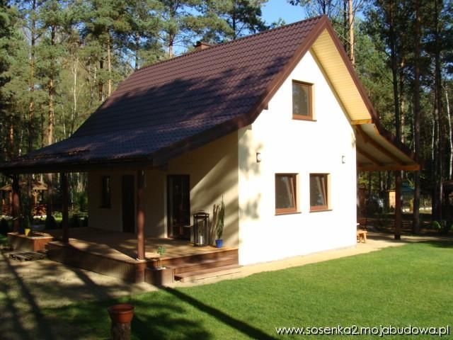 Projekt domu Sosenka 2