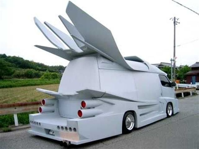 Weird Cars | Thread: Unusual, different, strange and weird car photos.
