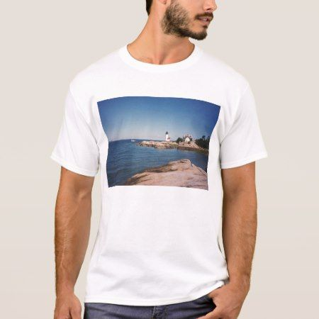 Lighthouse T-Shirt - tap to personalize and get yours