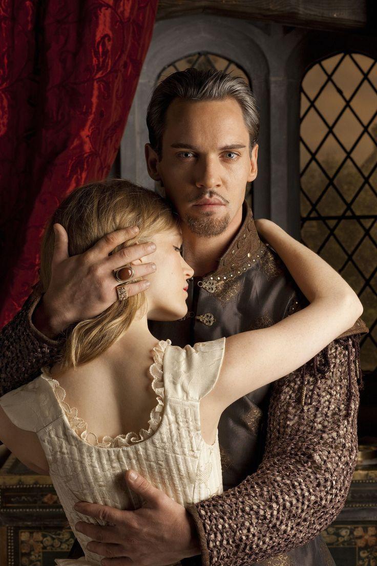 The_Tudors_S4_001.jpg (2000×3000) Tamzin Merchant as Katherine Howard and Jonathan Rhys Meyers as Henry VIII http://fdb.pl/osoba/5144-tamzin-merchant/pictures http://photos.telestrekoza.com/cancelled/The_Tudors/Cast/Season_4