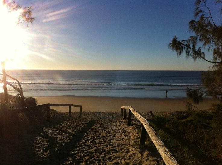 Sunrise at Peregian #Beach - this makes a 445am start all worthwhile!