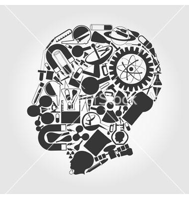 Brain vector 841566 - by aleksander1 on VectorStock®