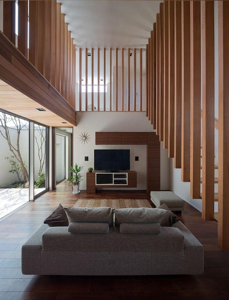 M4 House By Architect Show NagasakiModern InteriorsDesign