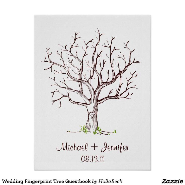 les 20 meilleures id es de la cat gorie arbre d 39 empreinte digitale du mariage sur pinterest. Black Bedroom Furniture Sets. Home Design Ideas