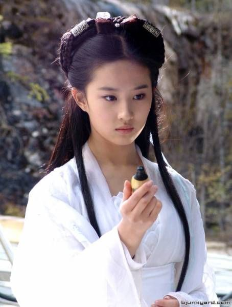 Liu Yifei Liu Yi Fei on Pinterest Pictures Of Crystals Crystals