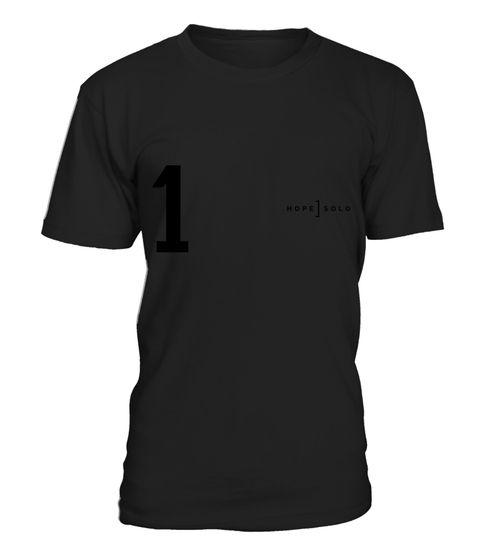 Hope Solo USA Soccer TShirts