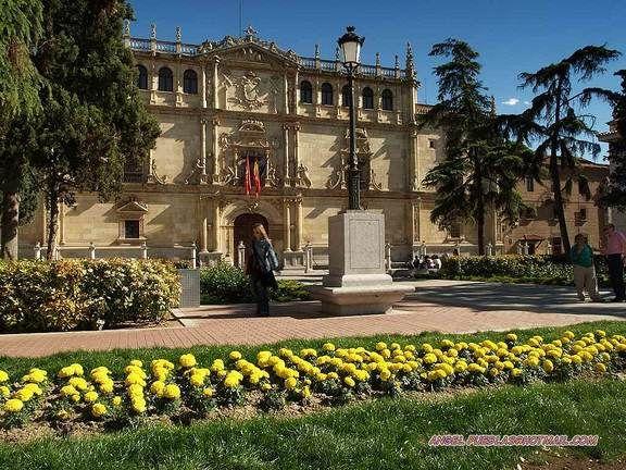 Universidad de Alcala.... Alcala de Heneres, Spain