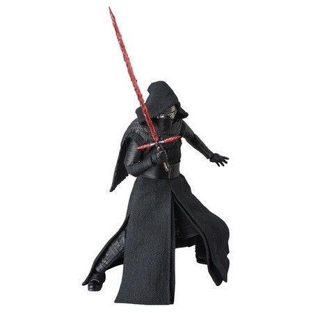 Star Wars MAFEX Kylo Ren (Star Wars: The Force Awakens)