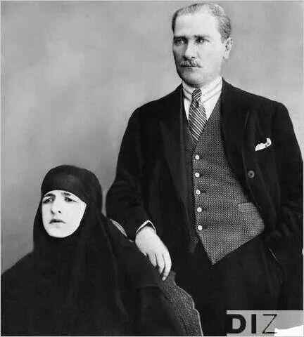 Latife hanım ile